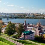 La sfilata e il seminario organizzato da Dimanche S.r.l. a Nijnii Novgorod.