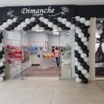 L'inaugurazione con i fiocchi! Il nuovo negozio Dimanche Lingerie a Saransk